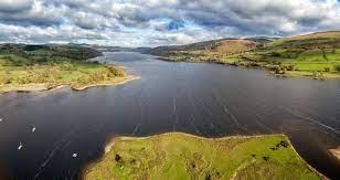 Bala Lake Race against Aberdyfi